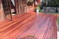 lijado y mantenimiento de piso deck
