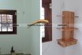 mueble de madera de paraiso