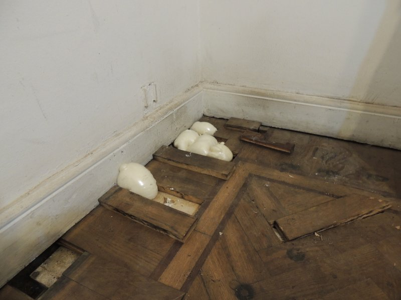 C maras de aire sobre pisos lo que ten s que - Rellenar juntas piso madera ...
