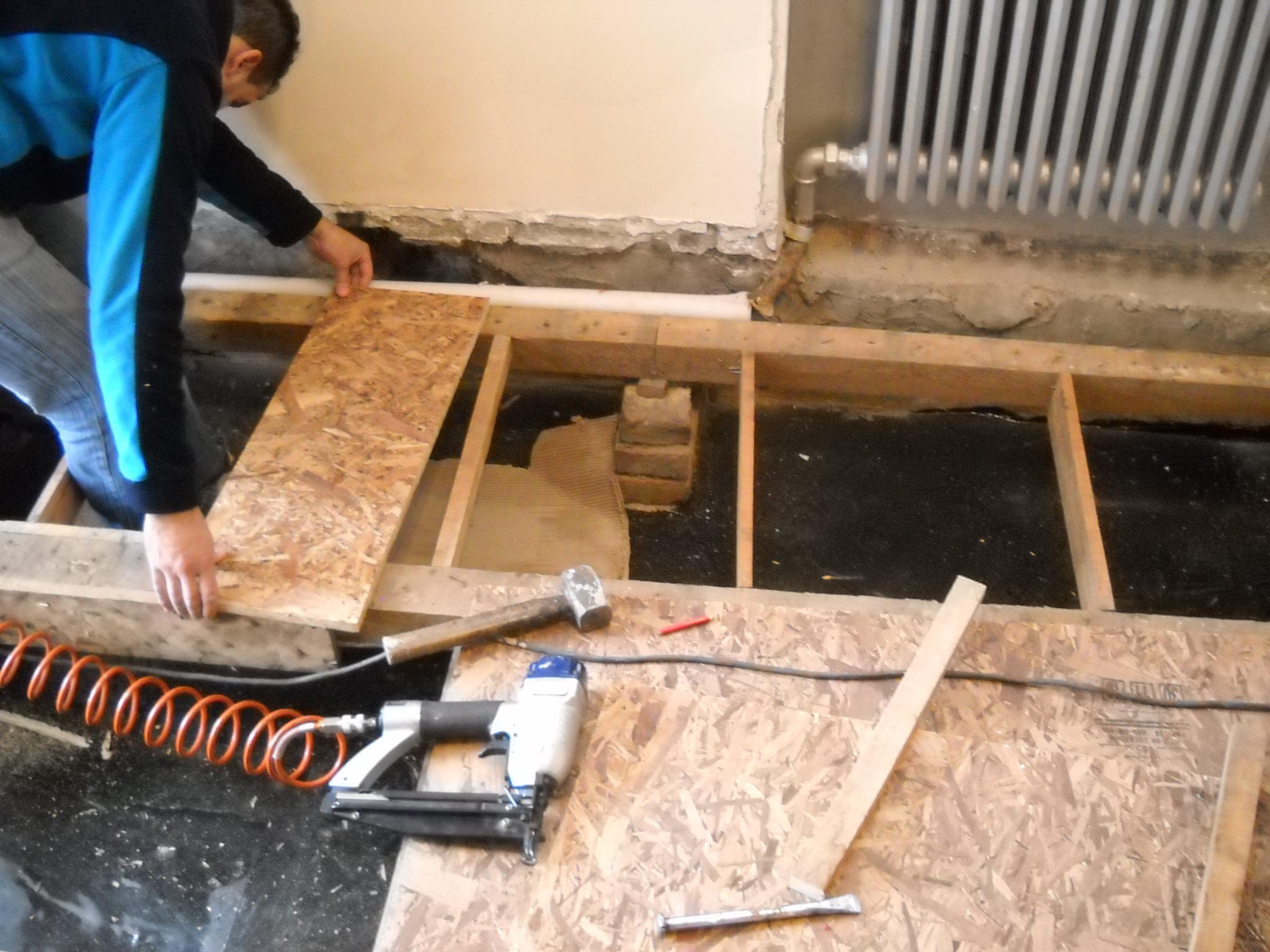 Como se pone parquet tipos de parquet de madera cuantas - Poner parquet en casa ...