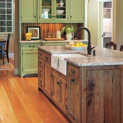 cocina y pisos de madera Pisos de madera para colocar en ...