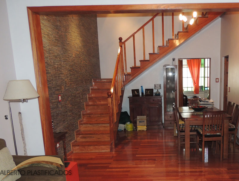 Colocacion de piso parquet de eucalipto rostrata - Colocacion de parquet de madera ...