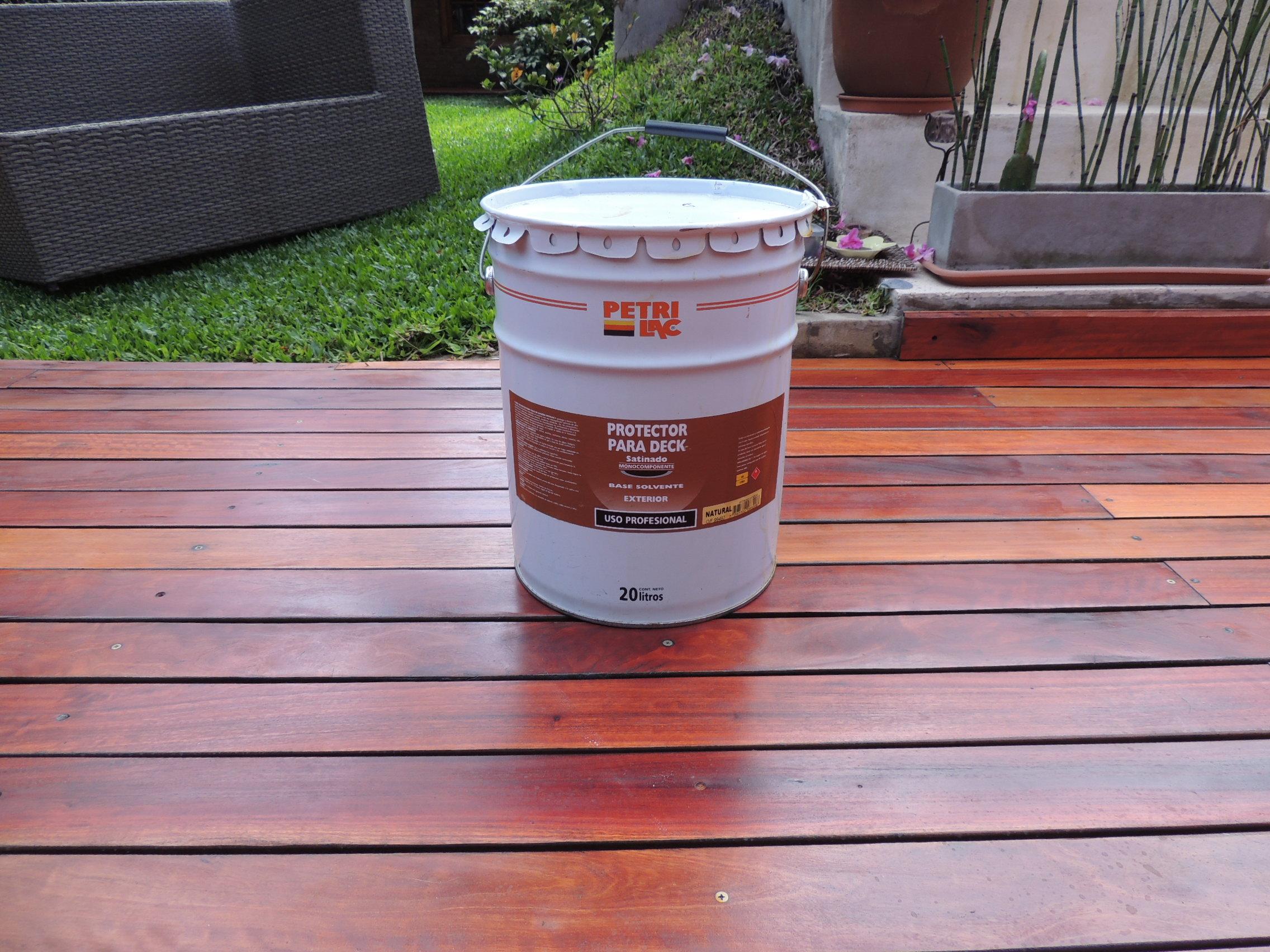 El mejor barniz para madera exterior el barniz crea una - Barniz madera exterior ...