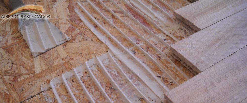Maderas para piso colocacion pisos de madera parquet - Colocacion de parquet de madera ...