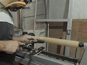 carpinteria con torno