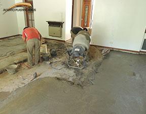 carpeta para piso