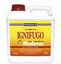 ignifugo plastilux