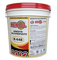 adhesivo k-648
